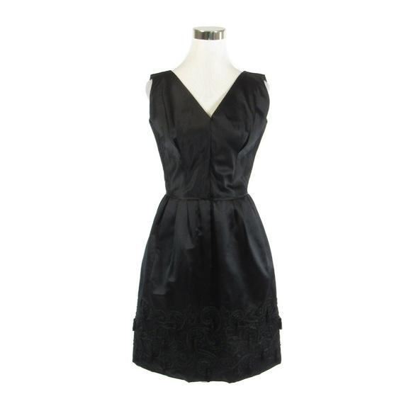 Lenore Zapoleon Dresses & Skirts - Lenore Zapoleon black vintage dress S